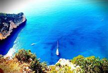 Ναυάγιο Ζάκυνθος, Η θέα απο ψηλά/ Navagio Zakynthos, The view from above