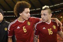De Rode Duivels en België / De Rode Duivels, voetbal, EK, WK