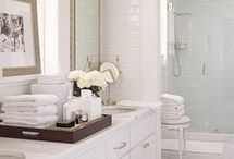 Bathroom Inspiration / by Melanie Duncan