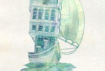 Illustrations by David Fleck. / Illustrations by David Fleck.  -----------------------------------------------------------------------------  SULEMAN.RECORD.ARTGALLERY: https://www.facebook.com/media/set/?set=a.388782624665096.1073741901.286950091515017&type=3  Technology Integration In Education: