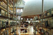 Bibliotecas | Lugares de sabiduría