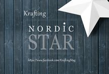 Krafting / Patterns DiY, handmade, design, art, crafts, nordic, star