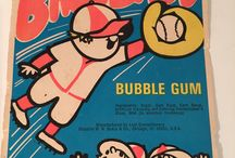 {Bubble Gum Cards}