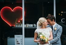 Valentine's Day Wedding & Love Inspiration / Get in the mood for love with these Valentine's wedding ides.