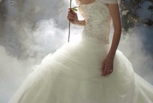 My disney wedding  / I will be belle and marry a beast in my fairy tale wedding / by Courtney Battle