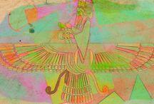 Faravahar / Persian Symbols