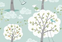 The fabrics are so cute / by Heather Hatzenbihler Busch