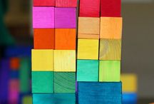 Block Play / Block Play ideas and info.  / by Explorations Early Learning