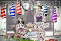 Tsé & Tsé Made in Japan / Visite des Tsé & Tsé au Japon afin de refaire la décoration d'un Ryokan...