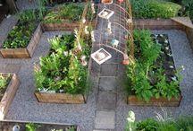 Jardín bon été / Ideas para jardines pequeños