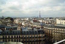 Paris avec mon fille Greta