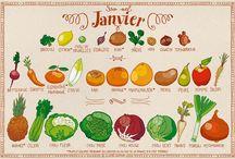 Calendrier légumes