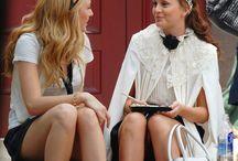 Gossip Girl Costume