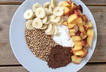 recepten ontbijt/smoothie