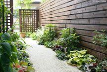 庭デザイン