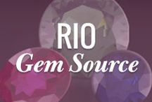 Rio Gem Source / Rio Gem Source is your personalized service to help you find the perfect gemstone for your customers. Our in-house gemologists can source any gemstone you're looking for —and answer any questions along the way.