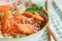 Inspiration Salée ~ Tofu & Tempeh