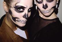 Halloween + Makeup Ideas / by Grace M