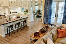 Kitchen and Collection / I like the home design. / by kanyanee lerkjan