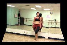 danceinstructions belly/african dance