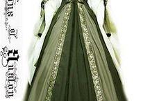 shakespeare dress