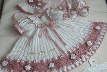 vestido em croche