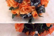 Orange weddingso