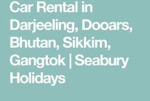 Car Rental in Darjeeling, Dooars, Bhutan, Sikkim, Gangtok