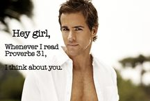 Hey Christian Girl <3 / by Rachel McKinney