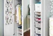 Keep it tidy! / Organisation