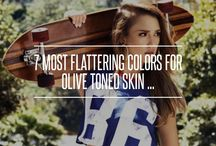 colours for my skin tone