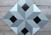 Barn door quilt designs