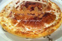 Desserts sans oeuf / Recettes de desserts sans oeuf pour les personnes intolérantes ou allergiques.