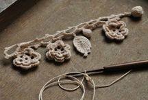 Crochet gioielli