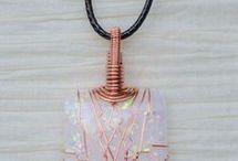 drôtené šperky