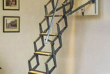 Loft Ladders / Options,Ideas
