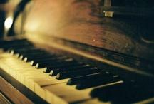 Piano stuff / by Lori Lewarski