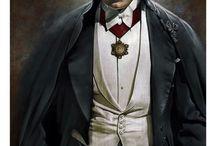 Kostuum - Dracula