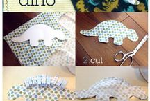 sewing animals