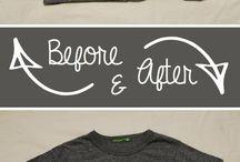 jak przerobić ubrania