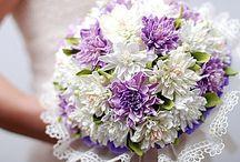 Цветы из фоармина