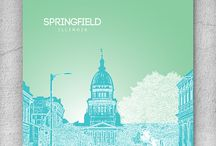 Shop Springfield / Yes Springfield is on Etsy! / by Visit Springfield
