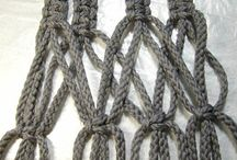 Macrame and Weaving