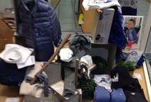 Vetrine Apriel 2014 / Abbigliamento per bambini