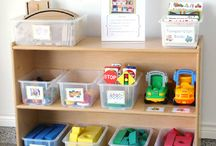 Preschool: Organization / by Susan Georges