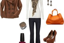 Outfit style  / by Carmen Seda-Iosefo