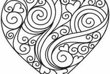 Quilling patterns