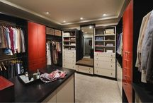 Linear Solutions Closet by Wood-Mode / All photos on this board are promotional pictures by Wood-Mode, all rights reserved.
