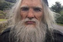 MERLIN funny / i am who i am and i am who i was and i am who i will always be