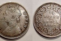 The Journey Of Indian Coins From 1757 To 2011?